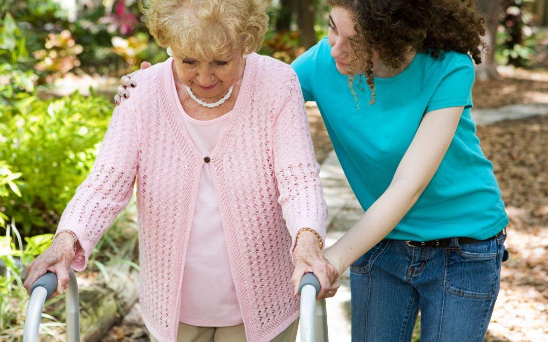 Distinguishing Senior Moments from Alzheimer's