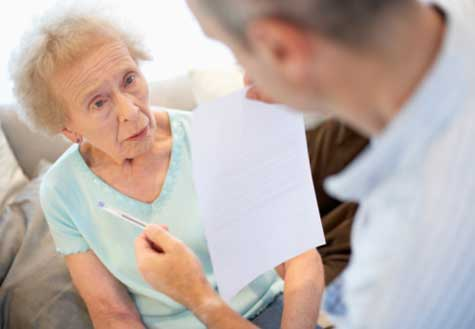 Protecting Morristown Seniors Against Scams