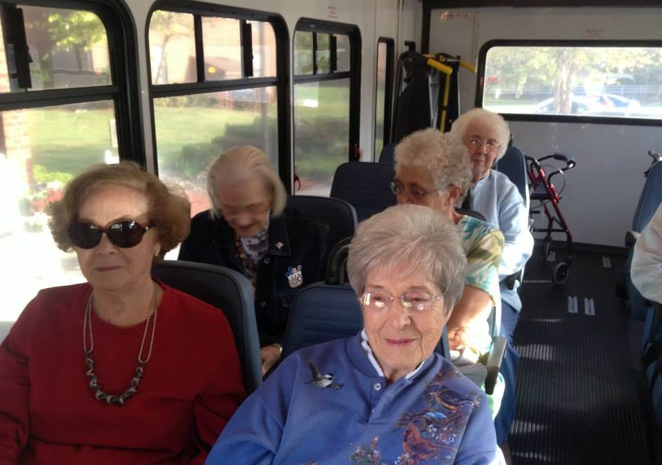 Adventures Await with New Activities for Seniors
