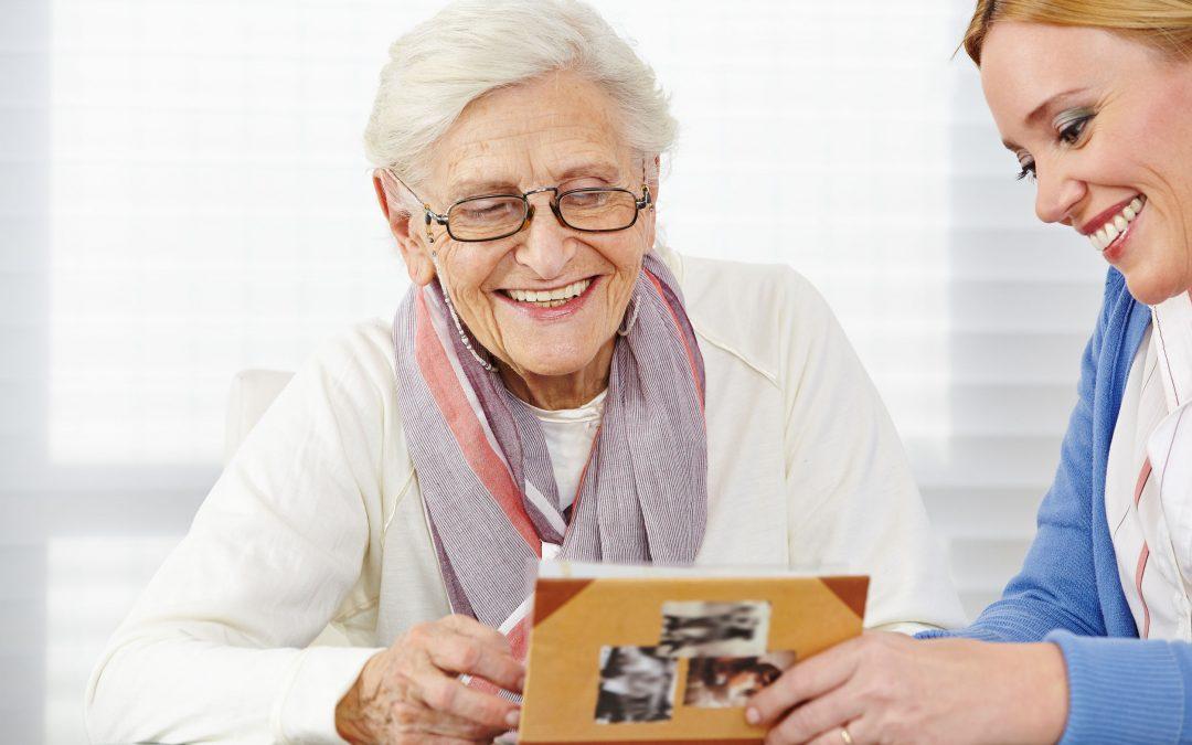 Preserving Memories – Why Seniors Should Write