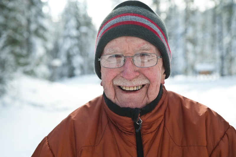 Seniors Require Special Care in Colder Months