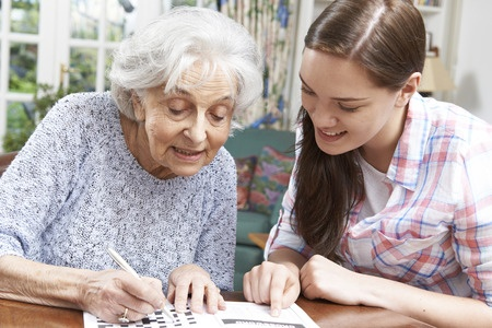The Benefits to Intergenerational Activity
