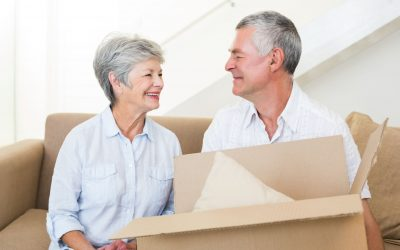 3 Steps to Declutter When Downsizing in Your Golden Years