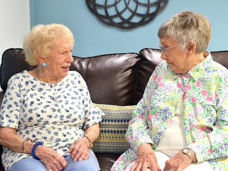 Enriching the Lives of Seniors