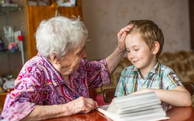 Telling Tales: How Creativity Can Positively Impact Seniors