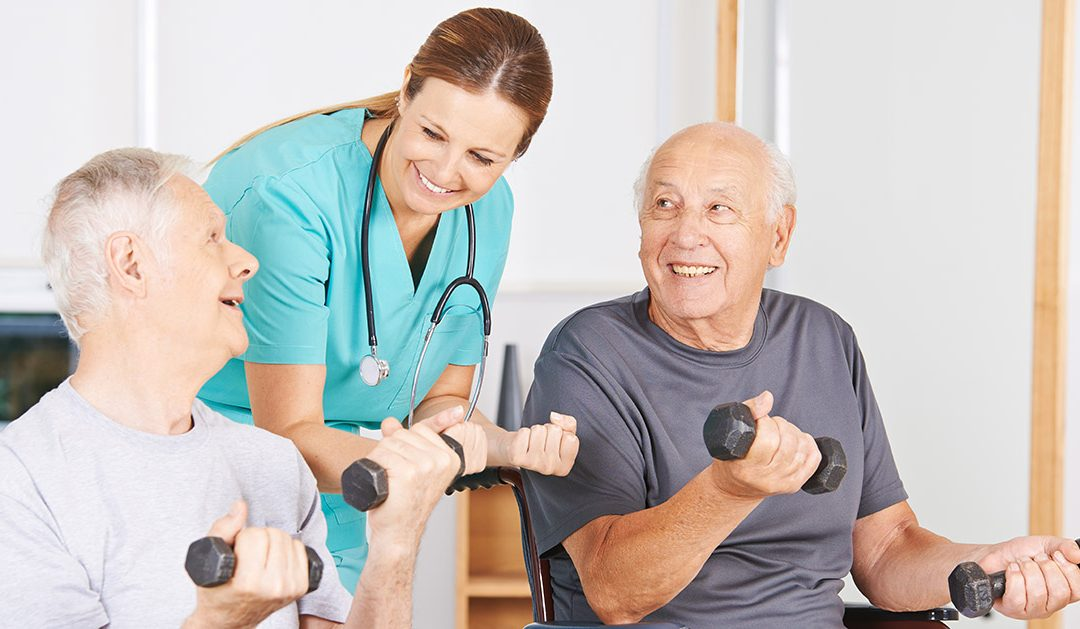 Health Benefits of Social Interaction at Morristown Senior Living Communities