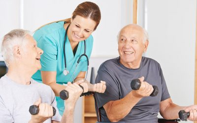 Health Benefits of Social Interaction at Morristown Senior Living Communities