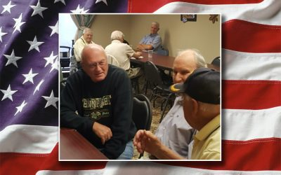 Upcoming Events: Lunch for Veterans