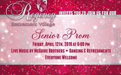 Senior Citizen Prom