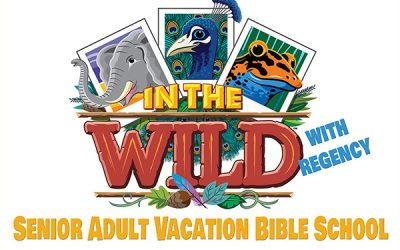 In The Wild –  Senior Adult Vacation Bible School