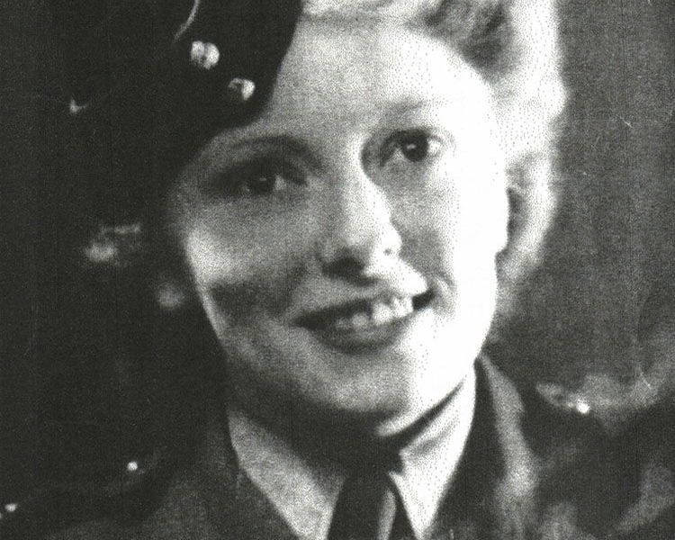 Renee Dubois – British military in World War II