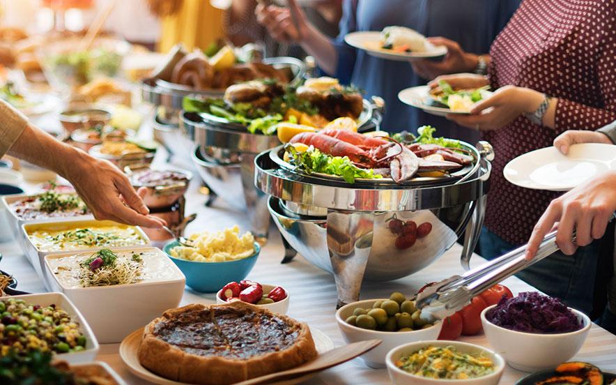 Lunch for Veterans