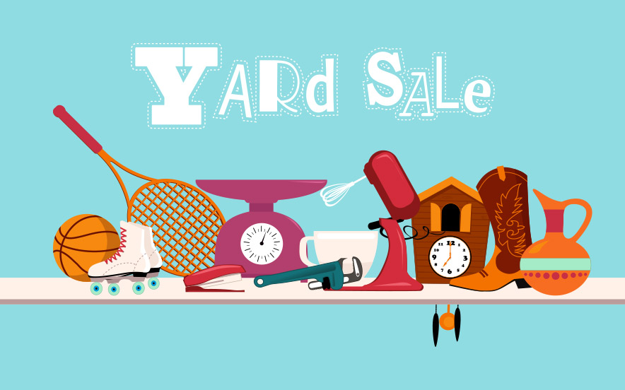 Regency Yard Sale