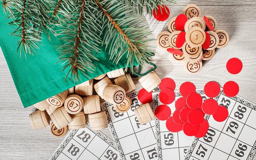 Christmas Bingo Extravaganza!