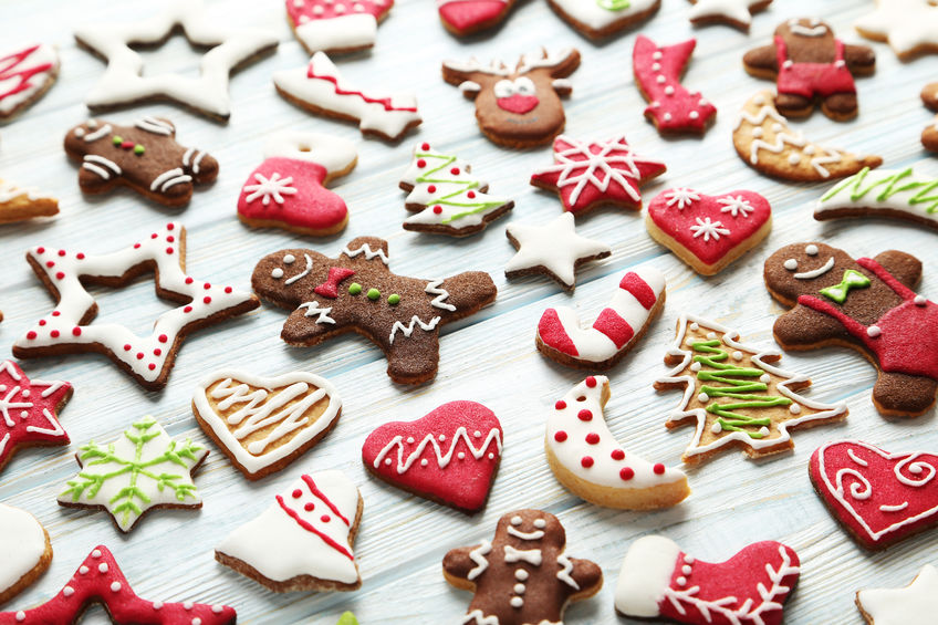 What's Christmas without the cookies? So add some fun to your assisted living facility experience in Jackson TN with some fun DIY projects, and holiday baking!