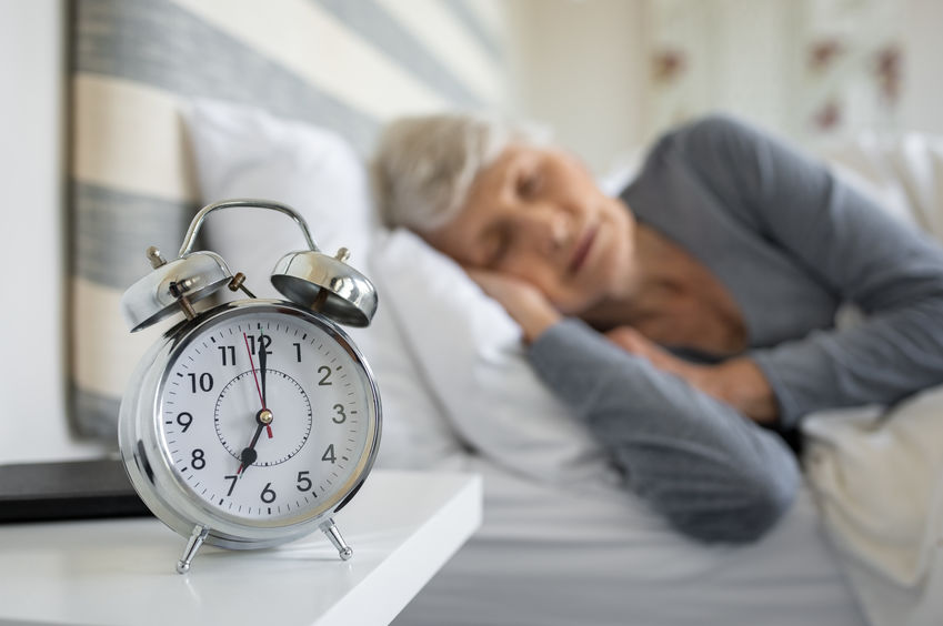 Getting around eight hours of sleep per night can help boost your immune system and complement your active senior living Morristown.
