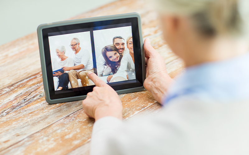 Our memory care services at Regency Retirement Village of Morristown incorporate technology thorough iN2L, as well as music therapy and pet therapy for a well rounded approach for our residents.