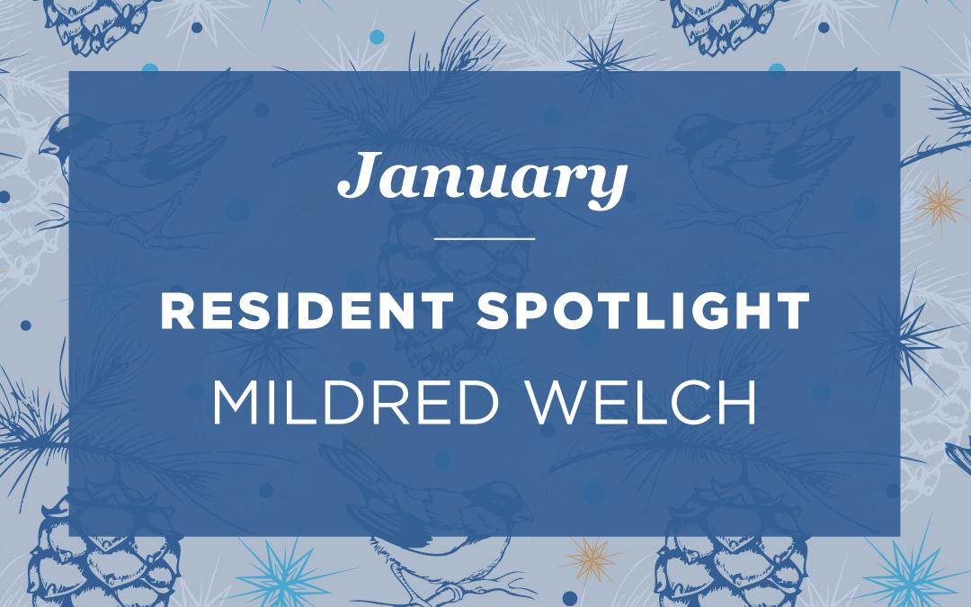 Mildred Welch