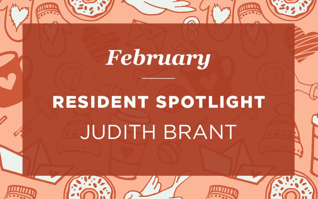 Judith Brant