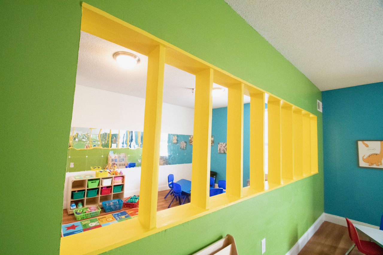 Regency daycare services Morristown