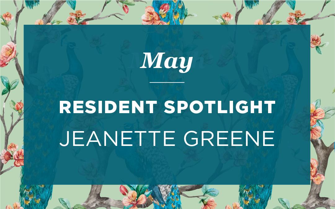 Jeanette Greene