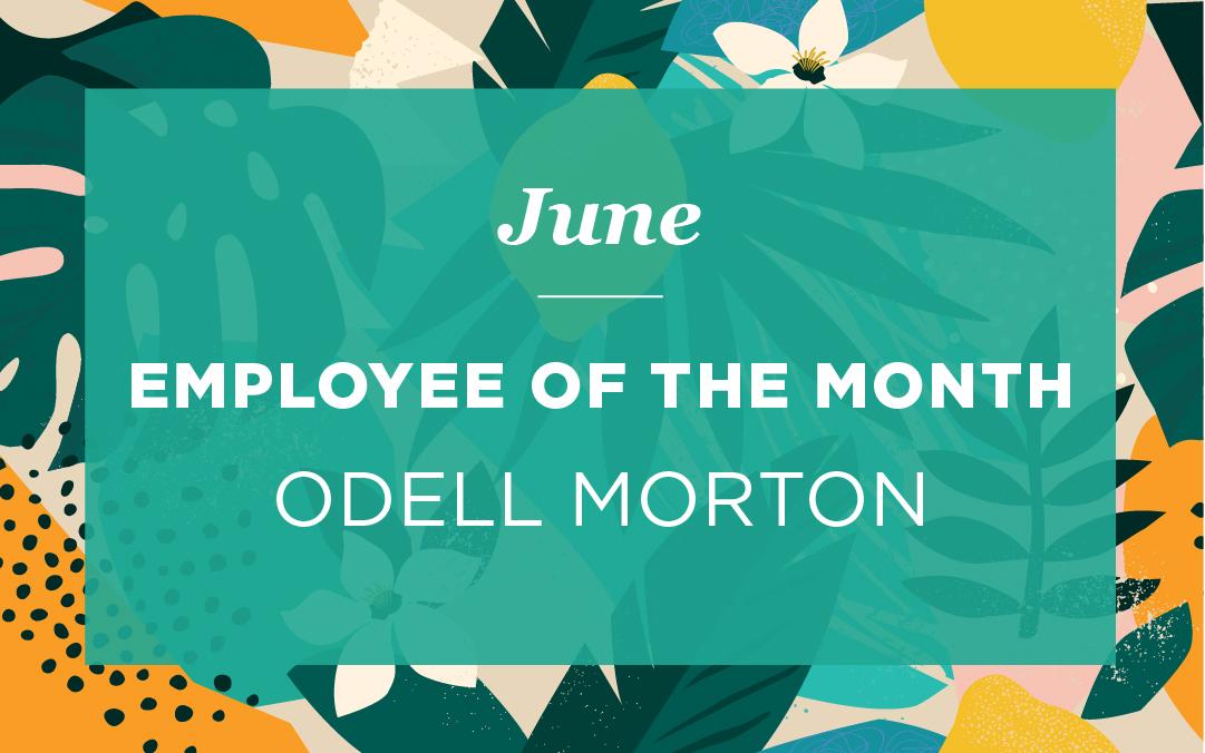 Odell Morton