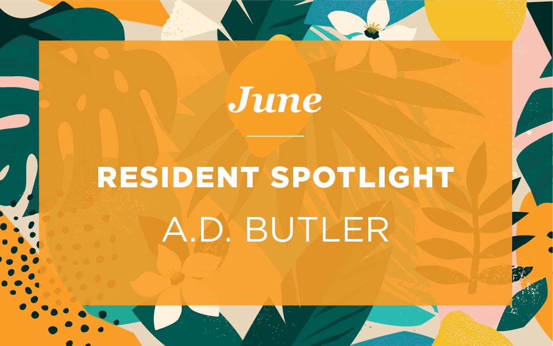 A.D. Butler