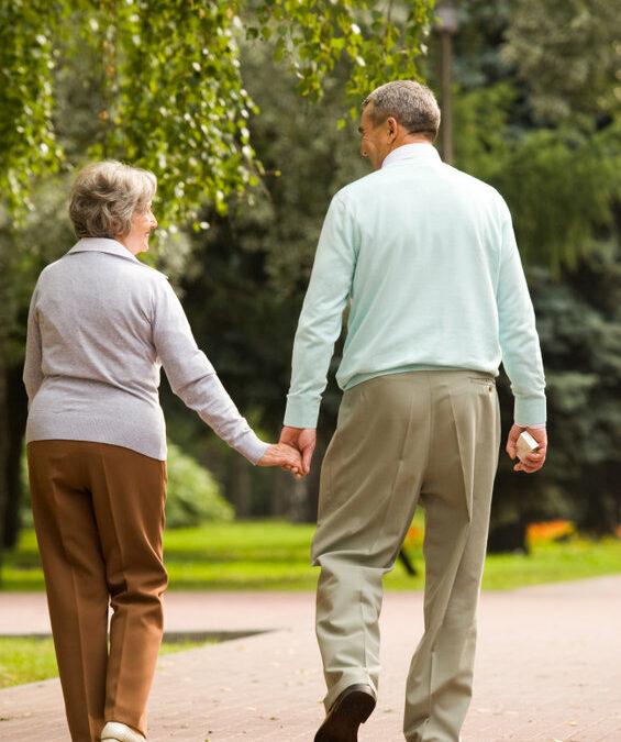 Benefits of Walking for Morristown Seniors