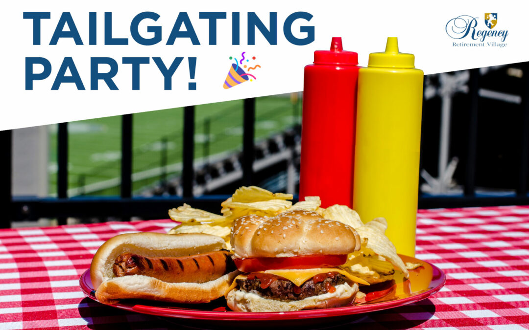 Tailgating party
